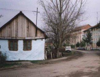 Haus und Hof des damaligen Streckenwärters